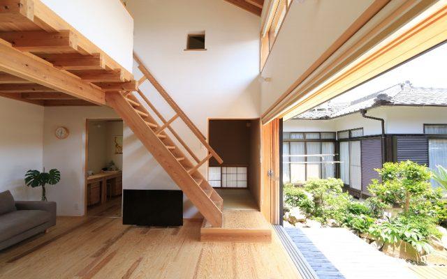 一般社団法人 安曇川流域・森と家づくりの会b.i.n木村敏建築設計事務所2
